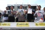 Polrestabes Surabaya tembak mati pengedar sabu-sabu