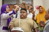 Obesitas anak  cenderung meningkat di Indonesia
