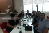 Mantan vokalis band Boomerang Roy dapat dukungan maju Pilkada Surabaya