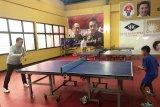 Osama ikut seleksi Pra PON tenis meja