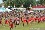 Tradisi unik Biak ditampilkan dalam Festival Munara Wampasi