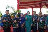 Ketua TP PKK Lampung hadiri Harganas di Kalsel
