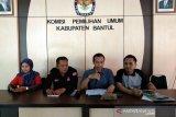 KPU Bantul menunda penetapan caleg terpilih dan perolehan kursi