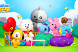 Line hadirkan Game Hello BT21 untuk lengkapi platform Games
