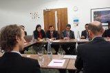 Pemerintah Provinsi Jabar aktif jaring investor di ajang IIIF 2019 London