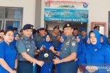 Pangkalan TNI Angkatan Laut Gorontalo gelar pisah sambut Danlanal