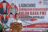 PMI Boyolali targetkan Rp1,3 miliar dari galang dana
