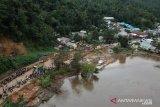 Jalan tran Sulawesi putus