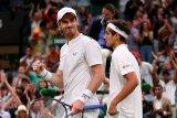 Andy Murray kembali ke Wimbledon dan langsung menang
