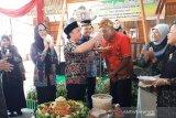 Gubernur maknai halal bihalal bersama Pakuwojo Kalteng