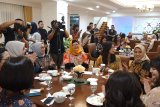 Jajaran direksi srikandi BUMN mendorong perempuan perkuat sinergi