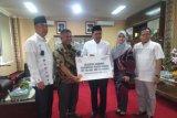 UNP terima bantuan beasiswa Bidik Misi dari BSM
