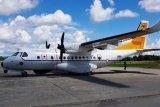 Pesawat CN 235 MPA bantu cari heli MI 17