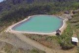 DPUPKP Yogyakarta membangun pagar amankan lokasi pembangunan embung