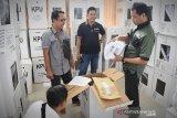 KPU Gunung Mas buka kotak suara untuk pemutakhiran data pemilih
