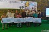 Empat desa di Jambi dapat penghargaan dari Asian Agri sebagai desa bebas api