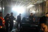 Kerugian kebakaran Kantor Bappeda Sulbar ditaksir ratusan juta