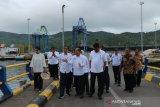 Presiden: perbaikan pelabuhan Bitung untuk dorong ekspor-impor