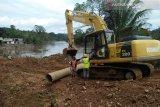 Pascaamblesnya Trans Sulawesi, PDAM Kendari pastikan distribusi air bersih normal kembali
