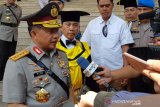 Kapolri wisuda 306 sarjana lulusan Akpol Semarang