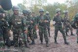 Video: Melihat latihan perang TNI AL di Pantai Todak