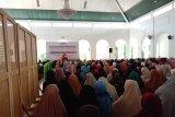 Kaum Milenial Makassar antusias hadiri kajian ustad Salim A Fillah