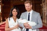 Pangeran Harry - Meghan Markle mengucapkan
