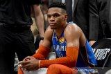 Ditinggal George, Russell Westbrook pelajari peluang pergi dari Thunder