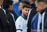 Tuduhan Messi pada kartu merah yang diterimanya