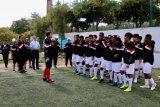 Garuda muda U-15 unjuk taji di turnamen Portugal