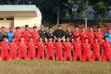 Bhayangkara U-20 sambut baik laga lawan Timnas U-19