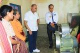 10 mesin pengering kelor untuk BUMDes di Malaka