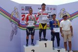 Akbar Rio raih gelar Juara Nasional BMX