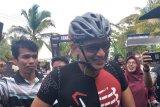 Sandiaga Uno peserta Belitung Triathlon 2019
