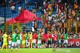 25 juta warga Madagaskar berpesta pora atas keberhasilan ke perempat final Piala Afrika