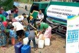 ACT salurkan puluhan ribu liter air di wilayah kekeringan Tasikmalaya