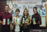 Pemilihan Miss Flo Juice 2019 Kalimantan Tengah digelar Agustus