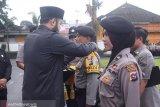 Pemko dan Polres Padang Panjang apel bersama program S satu polisi satu RT