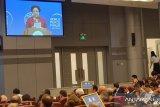 Megawati ingatkan gagasan Soekarno soal perdamaian dunia di WPF VIII Beijing