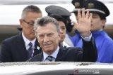 Presiden Argentina dan para pesaing luncurkan iklan kampanye Pilpres