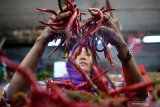 Disperindag: Kenaikan harga cabe merah masih wajar