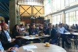 Delegasi Uni Eropa kagumi Masjid 99 Kuba