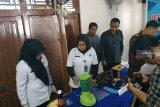 BNN Kalbar musnahkan 400 butir ekstasi gunakan blender