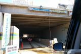 Proyek jalan bawah tanah di kawasan YIA mencapai 60 persen