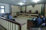 JPU tolak pledoi Mantan Kadishutbun Siak dan Direktur PT DSI