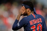 PSG akan beri tindakan ke Neymar