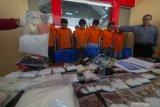 Tersangka bandar dan jaringan pengedar narkoba diarahkan ke TPPU