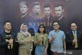 Konferensi Pers Konser Westlife Agustus mendatang di Palembang