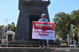 Eks anggota DPRD Solo protes elite minta jatah menteri