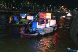 BKKBN Sumsel tampilkan Jembatan Ampera pada parade jukung Harganas 2019